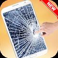 Broken Screen - Cracked Screen