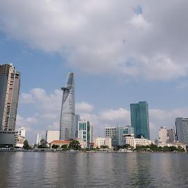 Saigon  by Beh Heng Long - Buildings & Architecture Architectural Detail