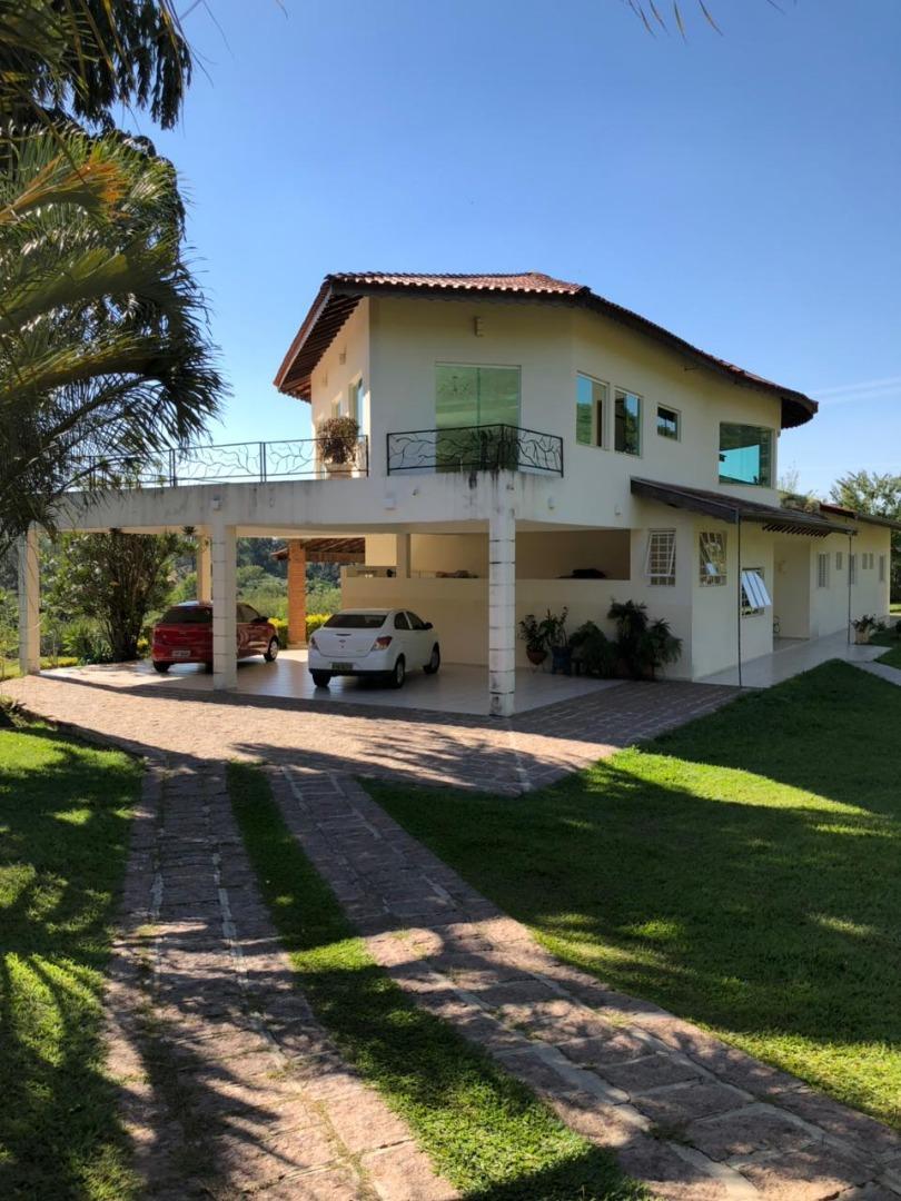 Chácara de 710m2 com 4 suites à venda - Lagos de Shanadu - Indaiatuba/SP