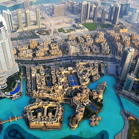 At Dubai by Mica Parada Larrosa - Buildings & Architecture Other Exteriors ( dubai, day, burj khalifa )