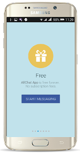 AllChat App Messenger - screenshot