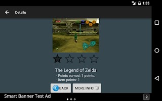Screenshot of Video Games Quiz!