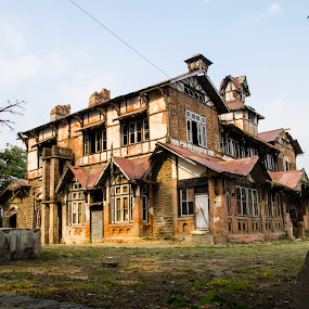 COLONIAL REMAINS by Debasish Chatterjee - Buildings & Architecture Decaying & Abandoned