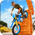 Game 3D Racing on Bike Trial Xtreme : Real Stunt Rider APK for Kindle