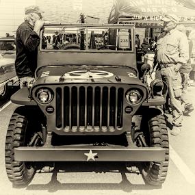 Classic by Sean Marquantte - Transportation Automobiles ( jeep, auto show, denver )