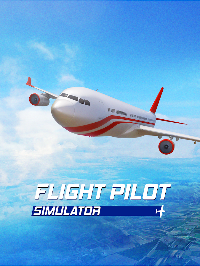 Flight Pilot Simulator 3D Free Screenshot 4