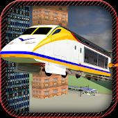 Game Flying Bullet Train Simulator APK for Windows Phone