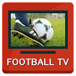 Football TV Live Streaming Icon