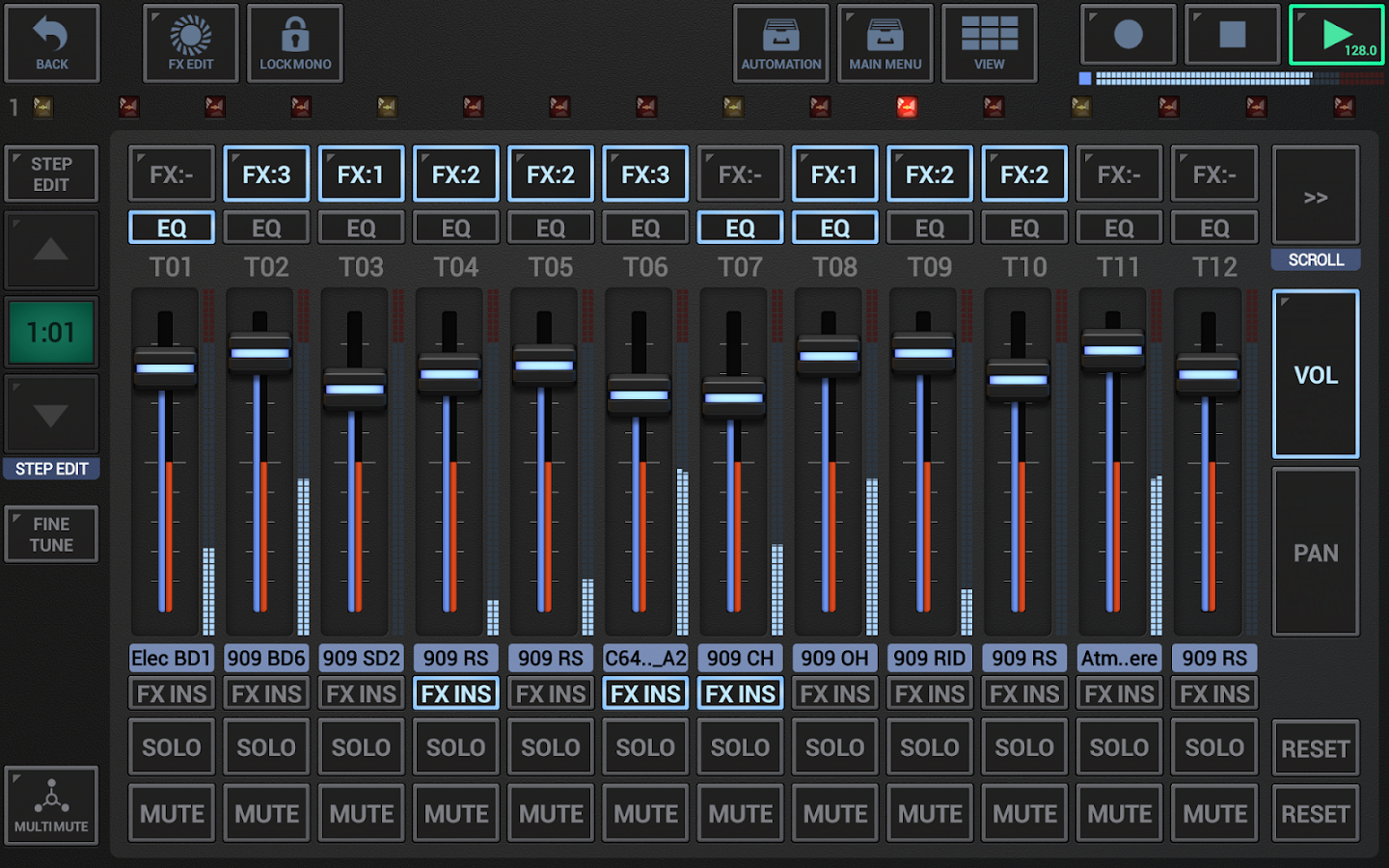 G-Stomper Studio Screenshot 5