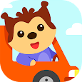 Car game for toddlers - kids racing cars games