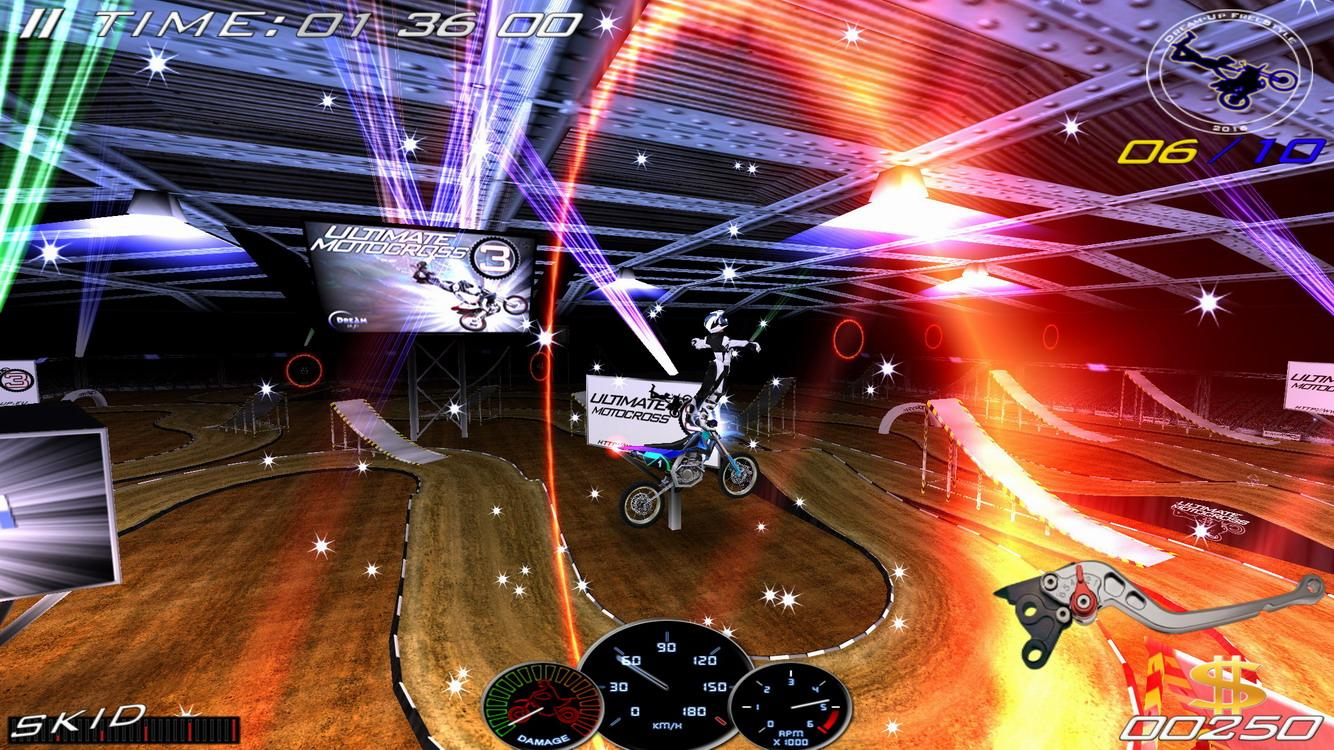 Ultimate MotoCross 3 Screenshot 1