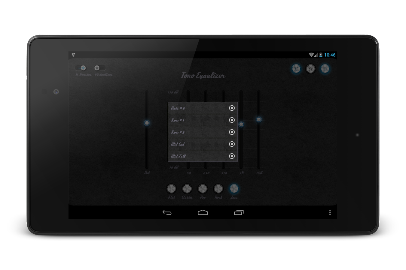 Tono Equalizer Ad-Free Screenshot 4
