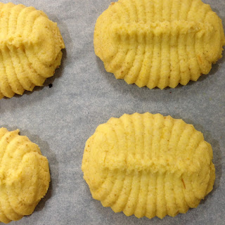 Lemon Lady Biscuits (Gluten & Dairy Free)