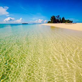 Dodola Island  by Ady Roses - Landscapes Beaches ( morotai, travelling, north maluku, indonesia, tropical, beach, seascape, landscape, travel photography, dodola island )