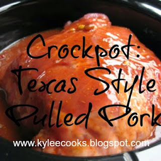Texas Style Pulled Pork