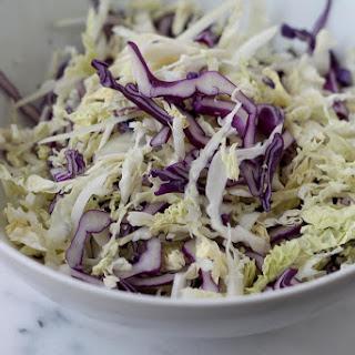 Low Fat Coleslaw Vinaigrette Recipes