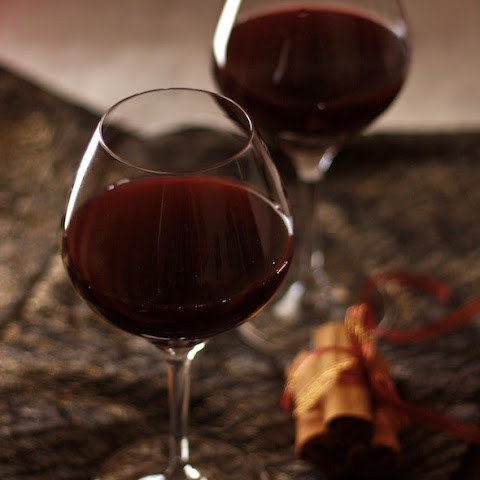 Christmas Mulled Red Wine