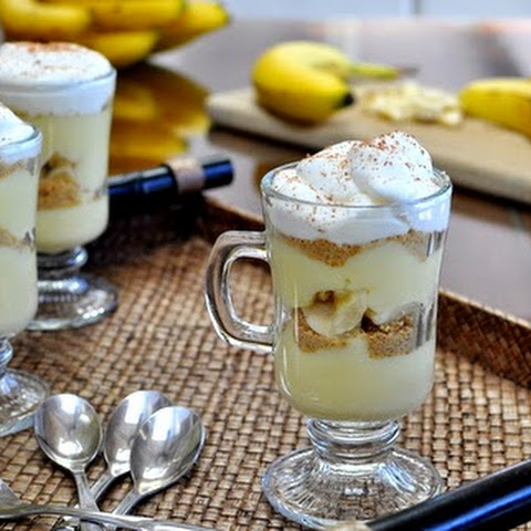 BANANA CREAM PUDDING