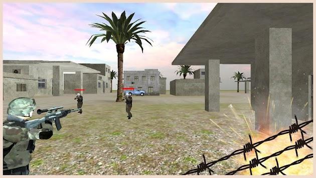 IGI Desert Storm - Frontline apk screenshot