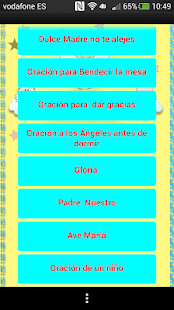 Mis Oraciones - screenshot