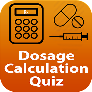 Dosage Calculations Quiz for Android
