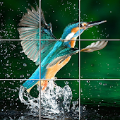 Nice Birds Puzzle APK for Ubuntu