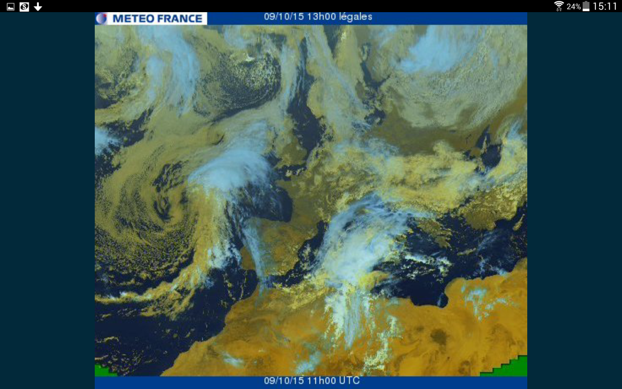 Météo-France Screenshot 11
