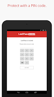 Screenshot of LastPass Password Manager