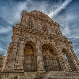 Casttedrale Sassari (Sardinia) by Antonello Madau - Buildings & Architecture Places of Worship