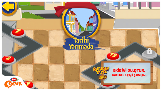 Game TRT Rafadan Tayfa Mahalle 1.1 APK for iPhone