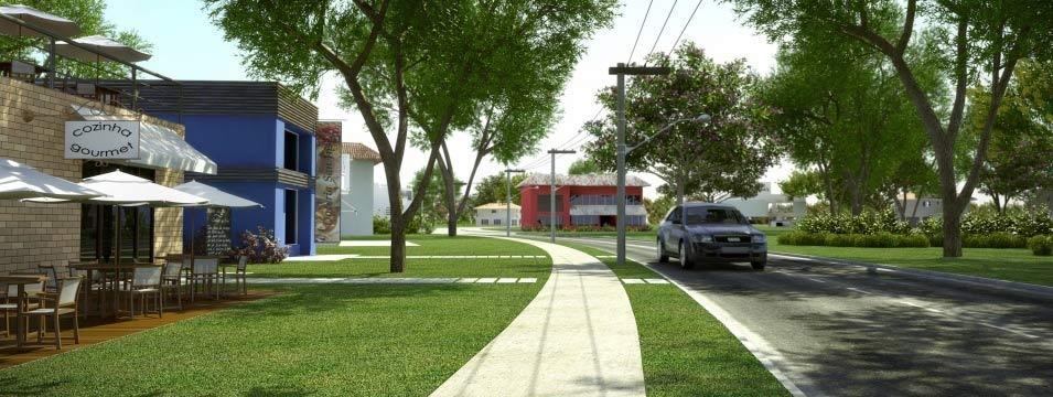 Terreno residencial à venda, Condomínio Alphaville Rio Costa