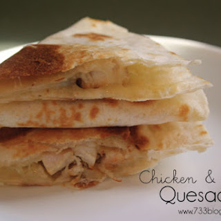 Yummy Quesadillas Recipes