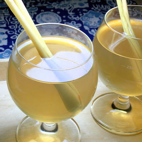Lemongrass and Ginger Drink