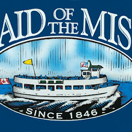 Maid Of The Mist 1 by RMC Rochester - Artistic Objects Signs ( abstract, sign, macro, colors, art, random, object )
