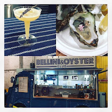Bellini & Oyster Club at Mercato Metropolitano