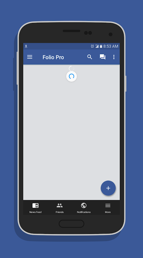 Folio Pro for Facebook Screenshot 5