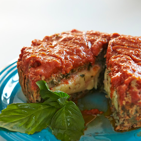 Beef and Mushroom Meatloaf