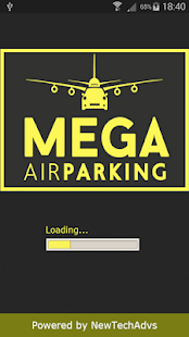 Mega Air Parking- screenshot thumbnail