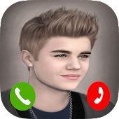 Call from Justin Bieber