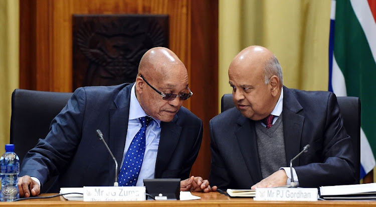 Zuma axes 15 ministers and deputies
