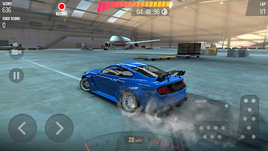 Drift Max Pro - Car Drifting Game Screenshot