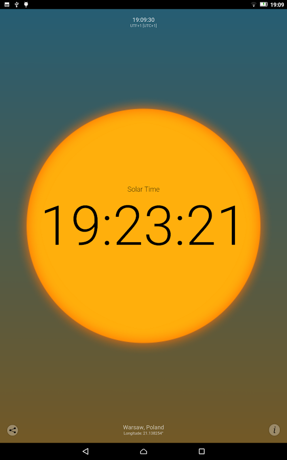 Solar Time Screenshot 8
