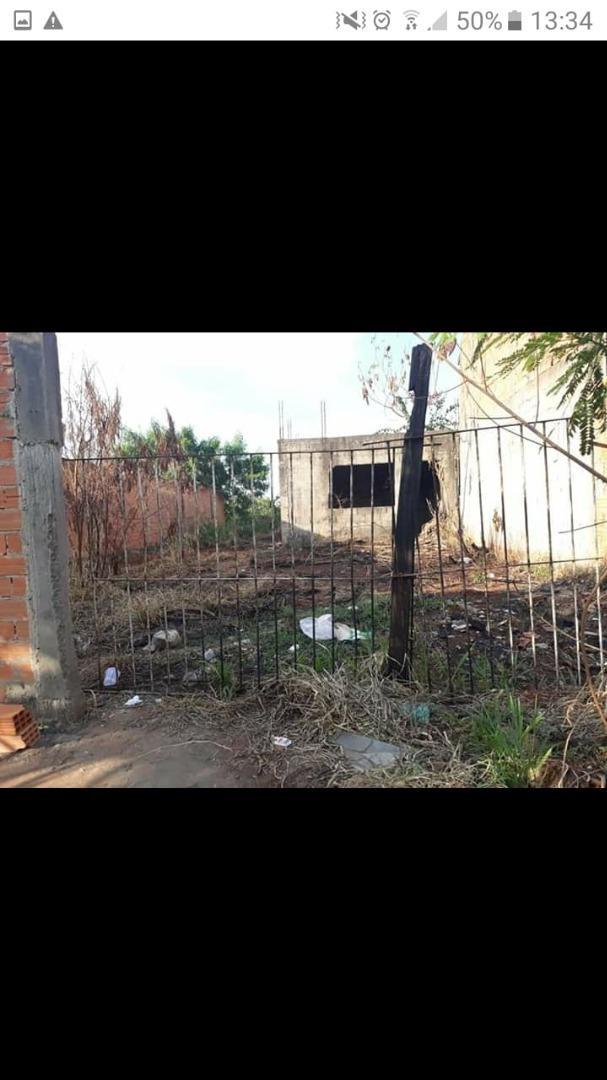 Terreno todo murado, à venda, 250 m² por R$ 171.000 - Residencial Parque Pavan - Sumaré/SP