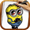 Game Draw Despicable Me APK for Windows Phone