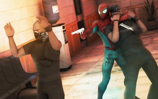 Spider Secret Stealth Mission
