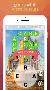Word Travel:World Tour via Crossword Puzzle Game for pc