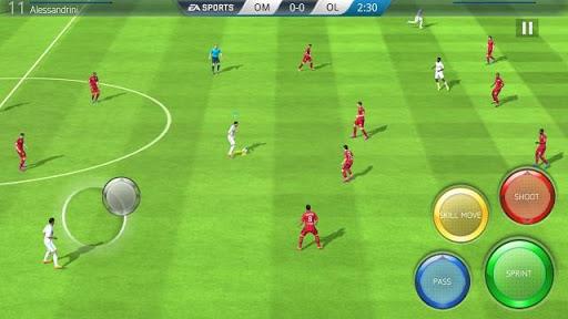 FIFA 16 - screenshot
