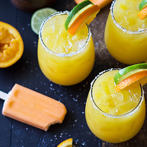 Creamsicle Margaritas