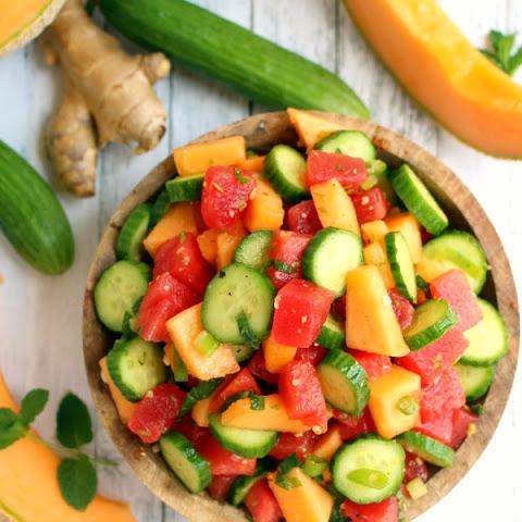 Melon Fruit Salad Recipes | Yummly