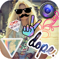 Hipster Sticker Photo Editor